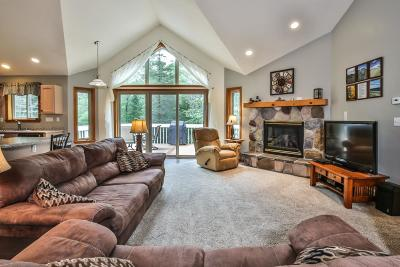 Minocqua Single Family Home For Sale: 7353 Deerwood Rd
