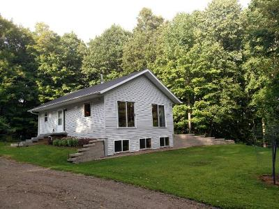 Phillips Single Family Home Active Under Contract: N9935 Up River Rd