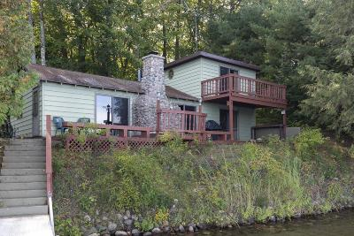 Langlade County, Forest County, Oneida County Single Family Home For Sale: N3239 Birch Ln