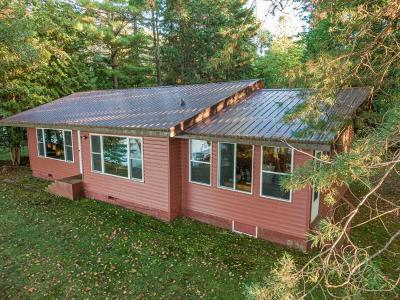 Langlade County, Forest County, Oneida County Single Family Home For Sale: 646 Cth G