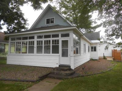 Price County Single Family Home For Sale: 436 Lake Ave S