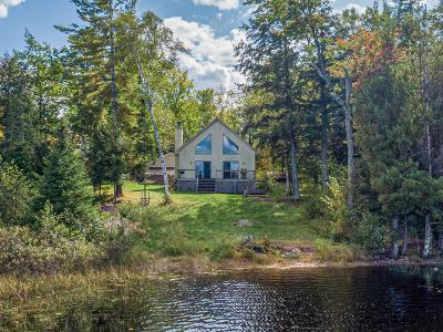 Langlade County, Forest County, Oneida County Single Family Home For Sale: W11200 Maywood Rd