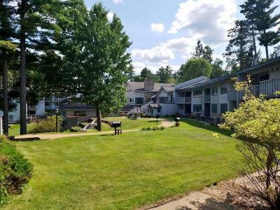 Langlade County, Forest County, Oneida County Condo/Townhouse For Sale: 8250 Northern Rd #113