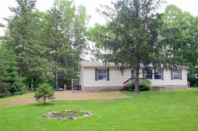 Rusk County Manufactured Home For Sale: W6578 Point Road