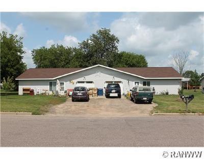 Barron Multi Family Home For Sale: 73-75 E Birch Avenue #73-75