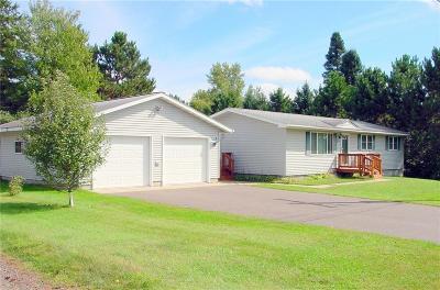 Ladysmith Single Family Home For Sale: 1011 E 4th Street