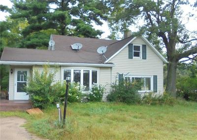 Spooner WI Single Family Home Sold: $48,500