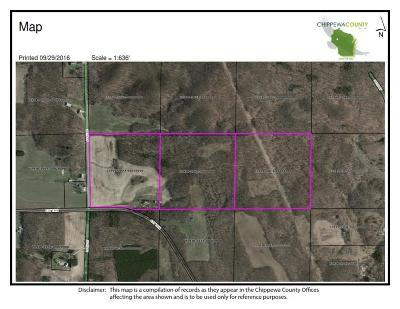 Colfax WI Residential Lots & Land Sold: $299,500