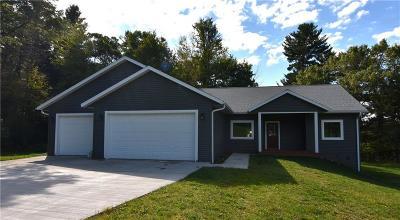 Chetek Single Family Home For Sale: 2521 10th Avenue