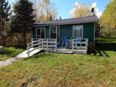 Chetek Single Family Home Active Offer: 848 N Sunrise Point Rd