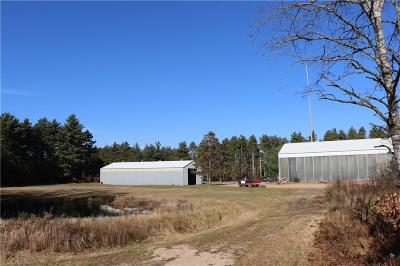 Jackson County Commercial For Sale: N12757 Rindahl Valley Road