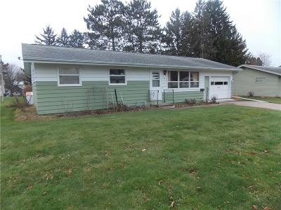 Clark County Single Family Home For Sale: 18 State Street