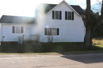 Clark County Single Family Home For Sale: W11139 Hwy B