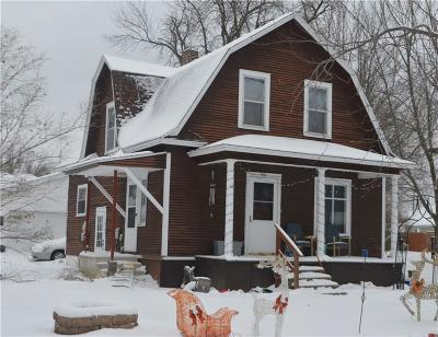 Cameron Single Family Home For Sale: 205 Wisconsin Avenue