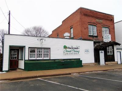 Jackson County Commercial For Sale: 220/226 Main Street