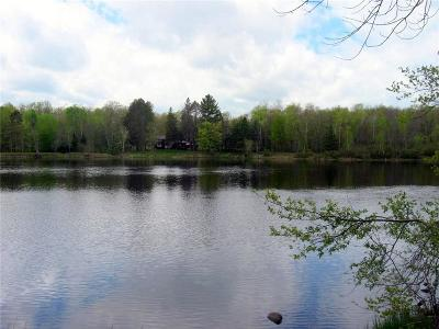 Rusk County Residential Lots & Land For Sale: Lot 25 Flambeau River Lane
