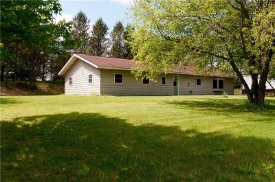 Chippewa Falls WI Single Family Home For Sale: $229,900