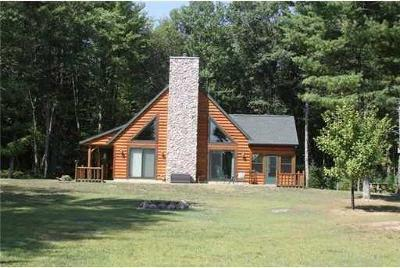 Jackson County, Clark County Single Family Home Active Offer: W8880 Emerald Lake Road