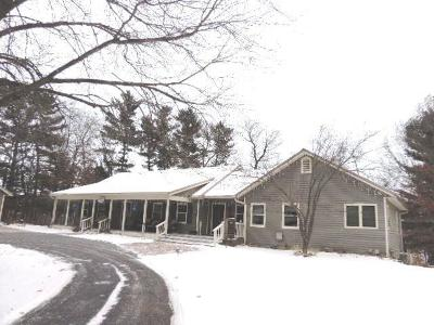 Menomonie Single Family Home For Sale: N5126 410th Street