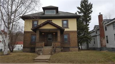 Eau Claire Multi Family Home Active Offer: 1015 S Barstow Street #1-2