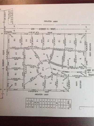Residential Lots & Land Sold: 2215 2nd W Street