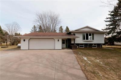 Birchwood WI Single Family Home Sale Pending: $109,900
