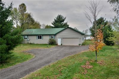 Siren WI Single Family Home Active Offer: $219,900