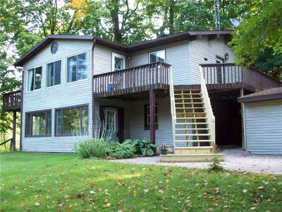 Rice Lake WI Single Family Home For Sale: $172,900