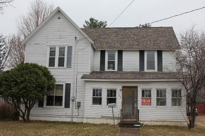Menomonie WI Multi Family Home For Sale: $139,000