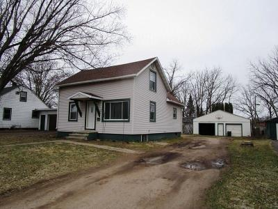 RICE LAKE Single Family Home For Sale: 15 E Barker Street