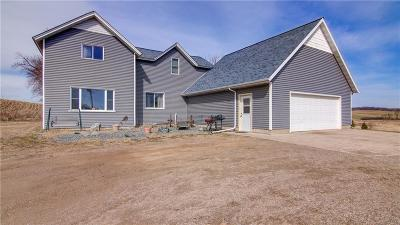 Chippewa Falls Single Family Home For Sale: 8258 County Hwy T