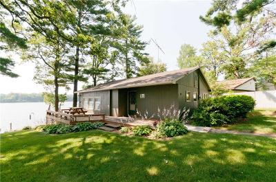 Rice Lake WI Single Family Home For Sale: $199,900