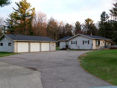 Hatfield WI Single Family Home For Sale: $115,000