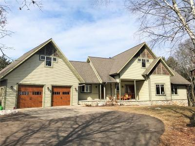 Chippewa Falls Single Family Home For Sale: 7602 70th Street