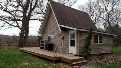 Osseo WI Single Family Home For Sale: $55,000