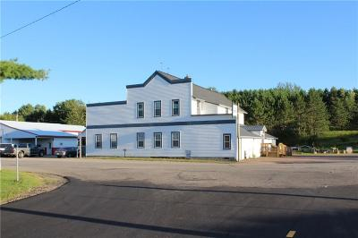Jackson County Commercial For Sale: W15699 State Highway 121