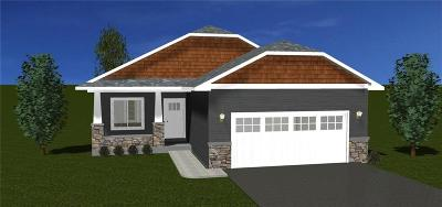 RICE LAKE Single Family Home For Sale: Lot 13 27 5/8 Street
