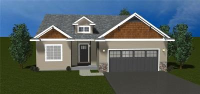 RICE LAKE Single Family Home For Sale: Lot 7 27 5/8 Street