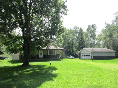 Single Family Home For Sale: 5539 N Martin Road