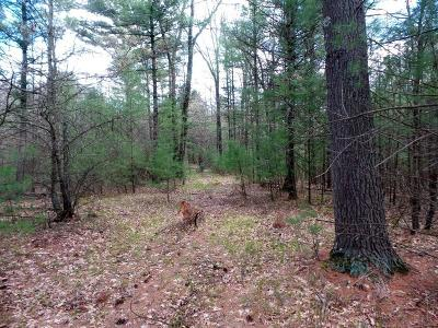 Hatfield WI Residential Lots & Land Active Offer: $59,900