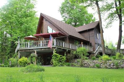 Single Family Home For Sale: 6085 N Dam Road