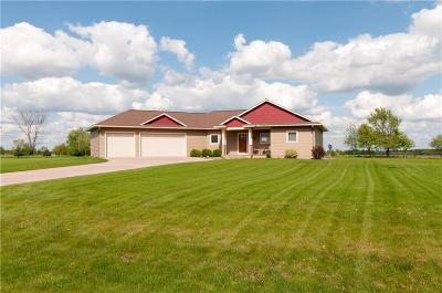 Rice Lake WI Single Family Home For Sale: $359,900