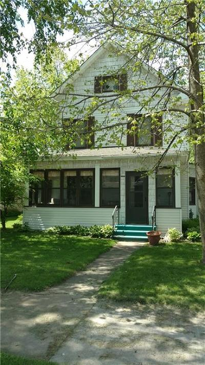 Rice Lake WI Multi Family Home For Sale: $89,900