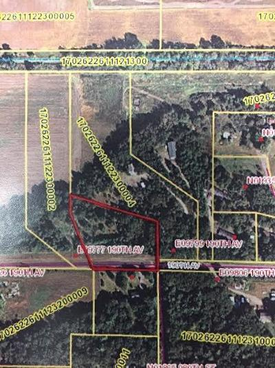 Residential Lots & Land For Sale: Lot 2 190th Ave