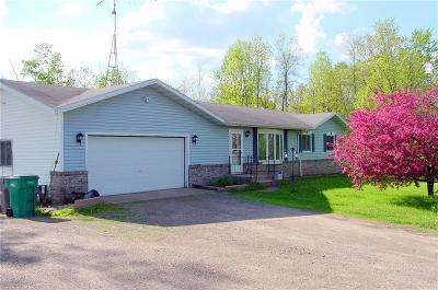 Ladysmith WI Single Family Home For Sale: $149,900