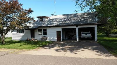 Sawyer County Single Family Home Active Offer: 11040 W 3rd Street