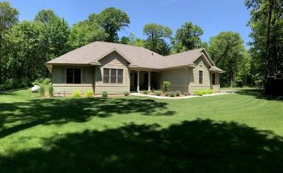 Black River Falls Single Family Home Active Offer: N7235 Waters Edge Road
