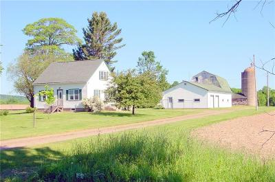 Bruce WI Single Family Home Active Offer: $155,000