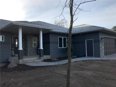 Chippewa Falls Single Family Home For Sale: 10079 151st Street