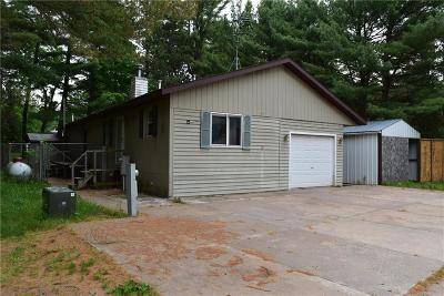 Merrillan WI Manufactured Home For Sale: $59,900
